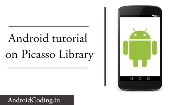 Android Upload Image Using Retrofit Library Part1