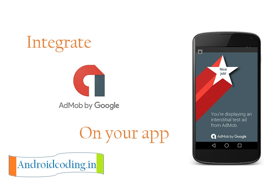 Integrate Google Ads on your app || Android Admob Ads on your App